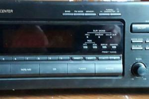 Sony versterker/receiver Surround