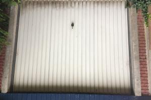Stalen garagedeur (kantel)