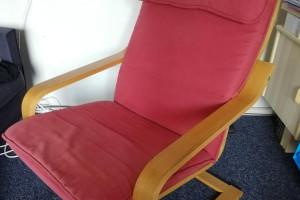 Ikea stoel (poang)