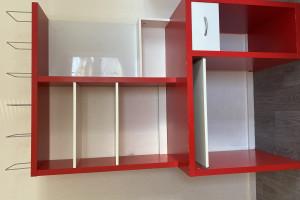 Leuk, praktisch Ikea bureau