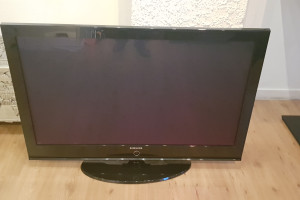 Grote TV! SAMSUNG