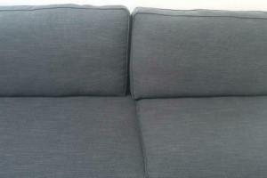 Ikea Kivik 3 zitsbank-donkerblauw-zonder armsteunen