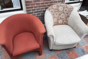 4 fauteuils